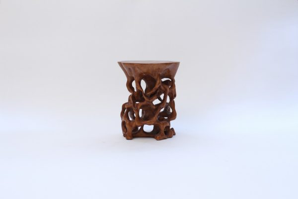 A sandalwood carving