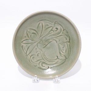 A Yazhou carved celadon lotus bowl