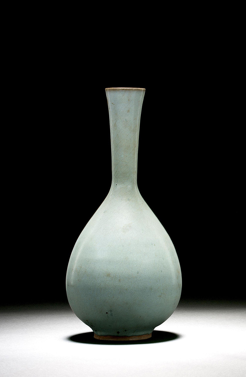 Jun bottle vase