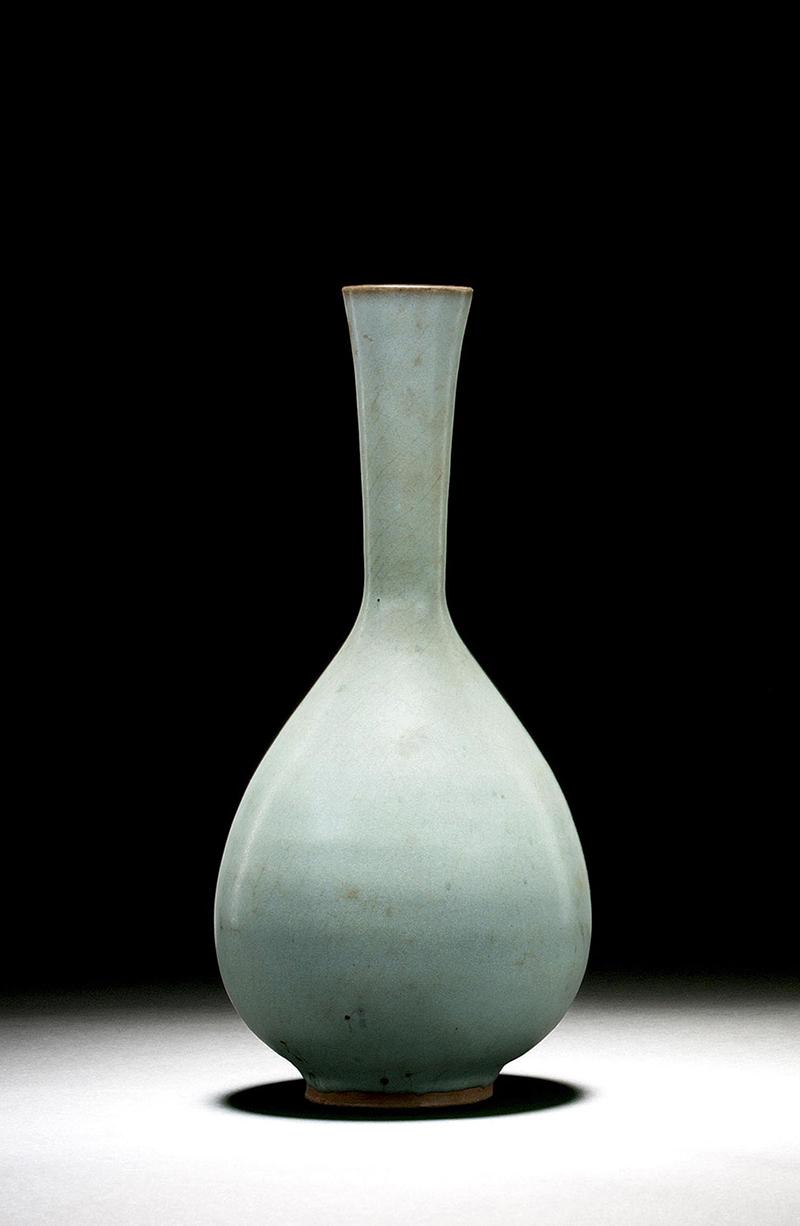 Jun bottle vase