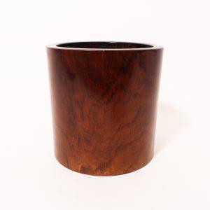 A 'Huanghuali' brush pot