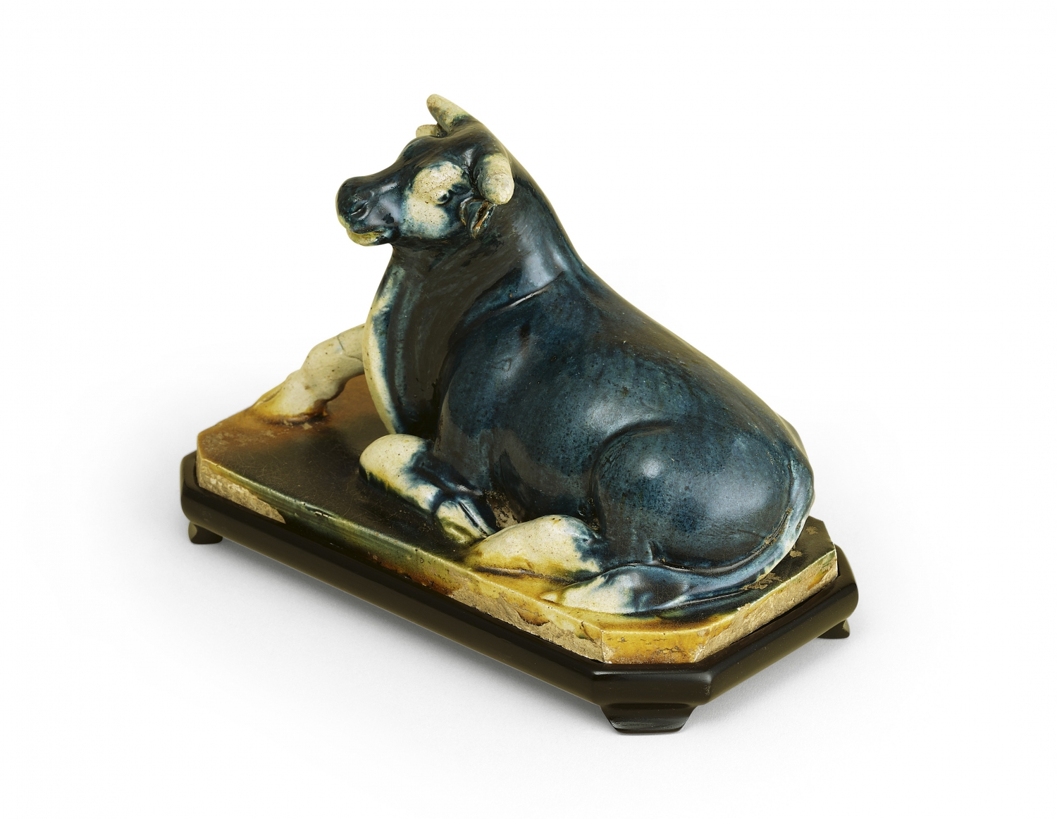 Sancai blue buffalo (small)