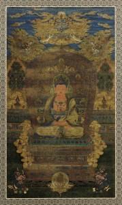 Yuan Dynasty Painting of Vairocana Buddha