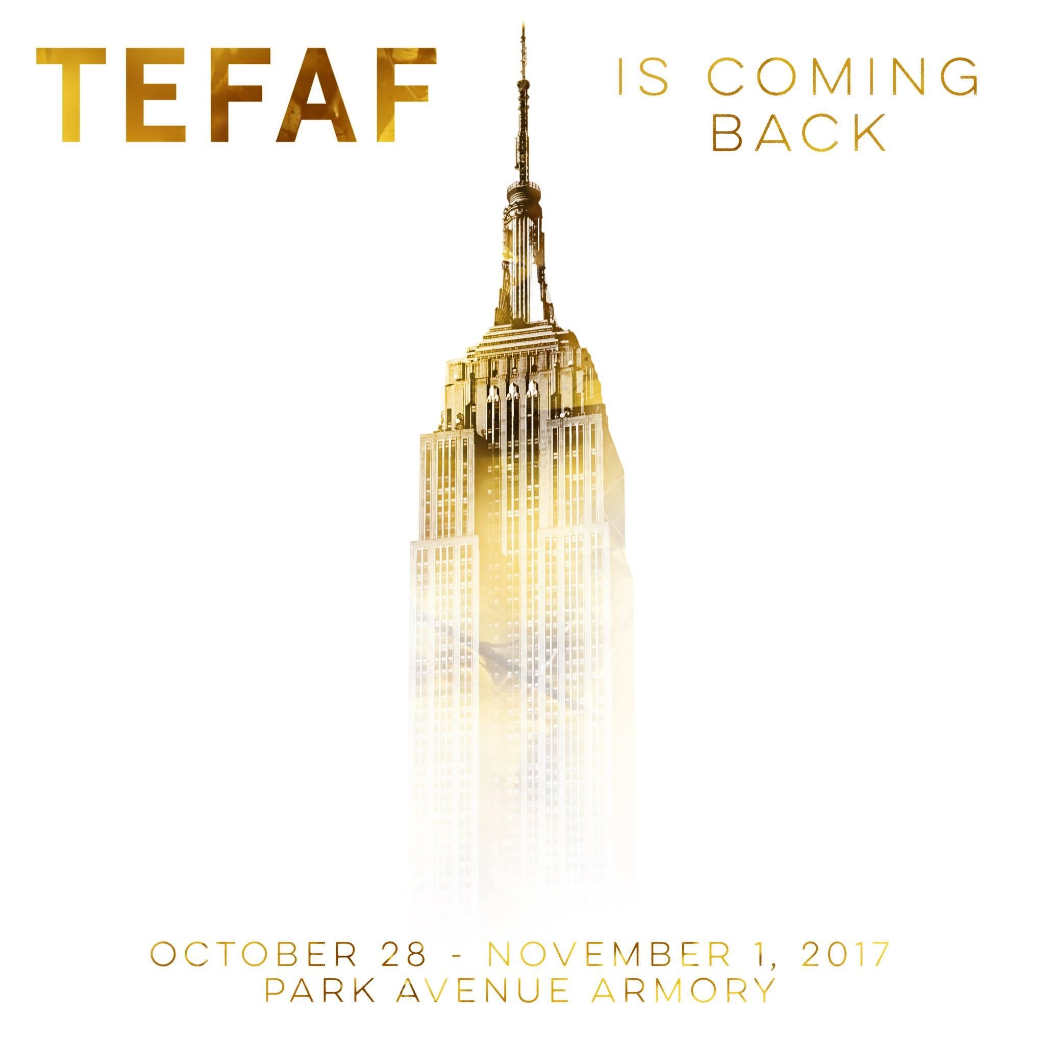 TEFAF is coming