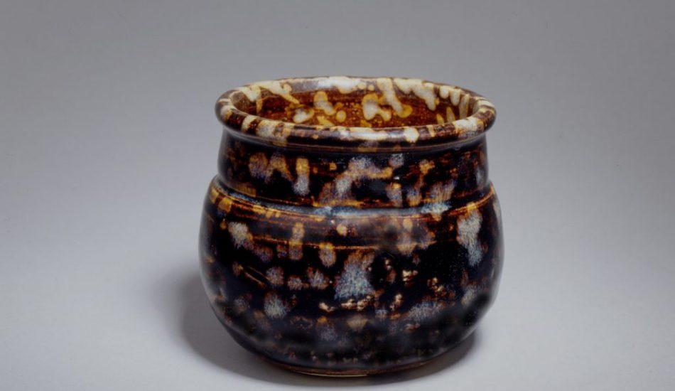 A small Jizhou jar with tortoiseshell glaze (Southern Song dynasty, 12th-13th century)